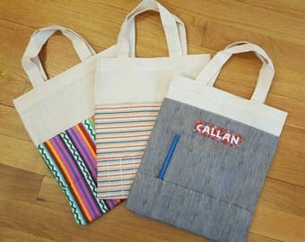 Made-to-Order Coloring Tote