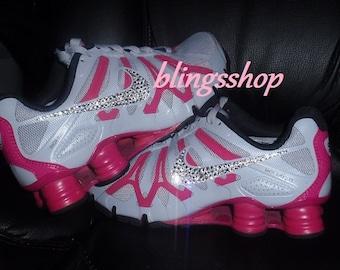 9d9b06ce5f57 Womens Nike Shox With Bling cheap air jordans 11