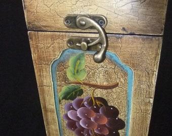 Wine Bottle Holder / Wine Box