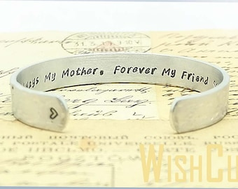 Mother's Day Gift - Mother's Bracelet, Gift for Mom, For Her, Birthday Gift, Custom Bracelet, Personalized Bracelet, Mother of the Bride