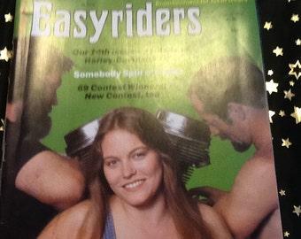 Easyriders August 1979