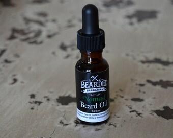 Bearded Barbarian Nomad Beard Oil