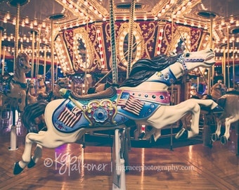 Carousel Photography, Carnival Fine Art photography, Merry Go Round, Fair, Orange County