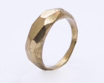 Ring Edge II SAVVY // brass