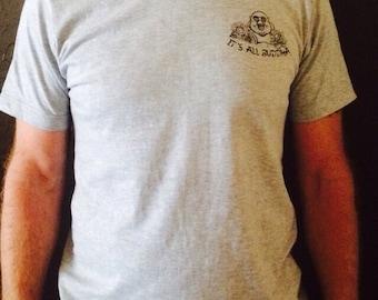 It's All Buddha T-shirt Men's