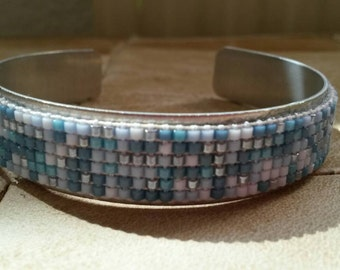 Miyuki Beads Bracelet cuff