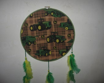 john deere dream catcher