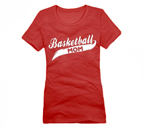 Basketball mom or create your own design by for Design your own basketball t shirt