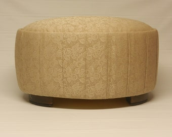 Countess Oval Ottomans