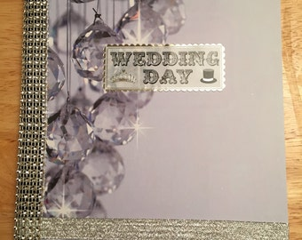 Elegant Wedding journal book