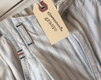 vintage lee's shorts | xs