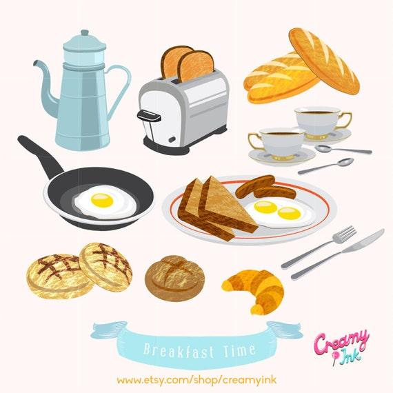 american breakfast brunch food digital vector clip art branch clipart brunch clip art free