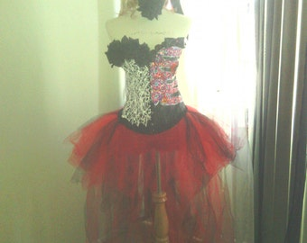 Dia de Los Muertos, Burlesque, cosplay, costume, Day of the dead, Sz S
