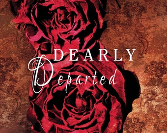 Dearly Departed, a paranormal mystery romance novel