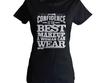 Confidence Beauty Tee