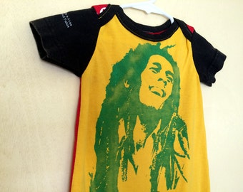 Bob Marley Snuggle Sack. Your baby is one of a kind, dress them that way.
