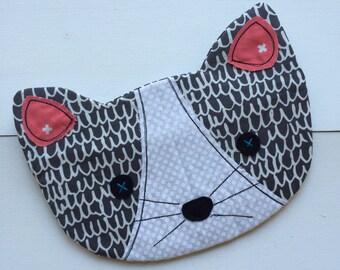 Cat Pouch - Sandy