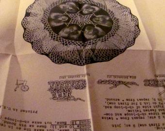 Four Vintage Crochet Patterns