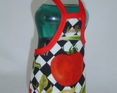 Tomato Garden Dish Soap Bottle Apron Party Favor Staffer Small