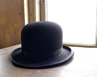 Mens Bowler Hat by Knox 6-7/8