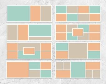 Facebook Timeline Cover Templates, Timeline Templates, Timeline Cover - P107