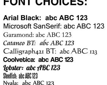 Black Zirconium Ring Engraving Service