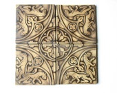 Replica Medieval Tiles Set of 4