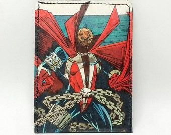Sewn Comic Book Wallet - Spawn Design 23