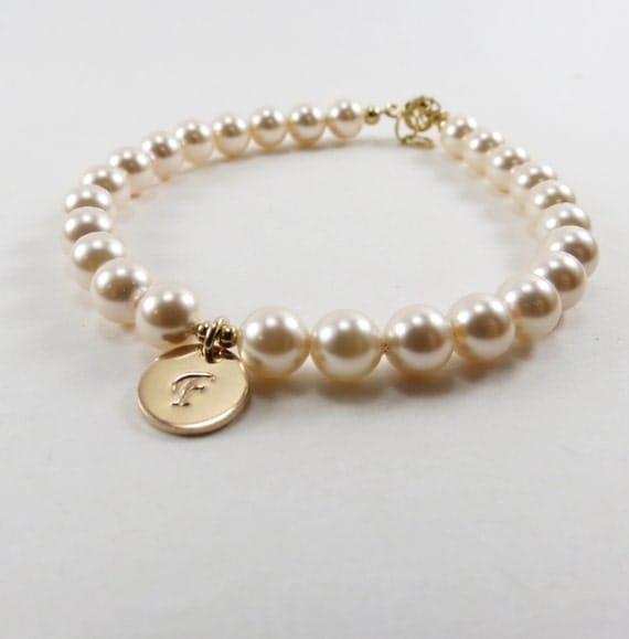 Etsy Wedding Gift Jewelry : Jewelry, Bridal Wedding, Gold Bracelet, Personalized Bridesmaid Gift ...
