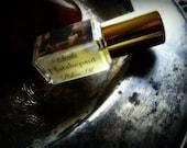 Hatshepsut... Rich Egyptian Musk Sandalwood Cedar Oud White Floral Perfume Oil