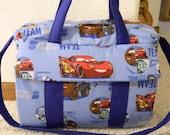 Disney Cars Diaper Bag w/change pad by EMIJANE