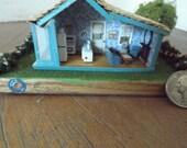 Tiny vacation lake cottage