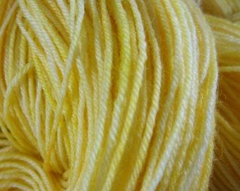 Arizona Sunshine Semi-Solid BFL Sock Yarn