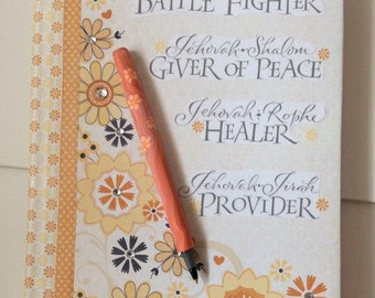 Double Prayer Journal