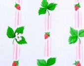 Vintage wallpaper jjosephson strawberries