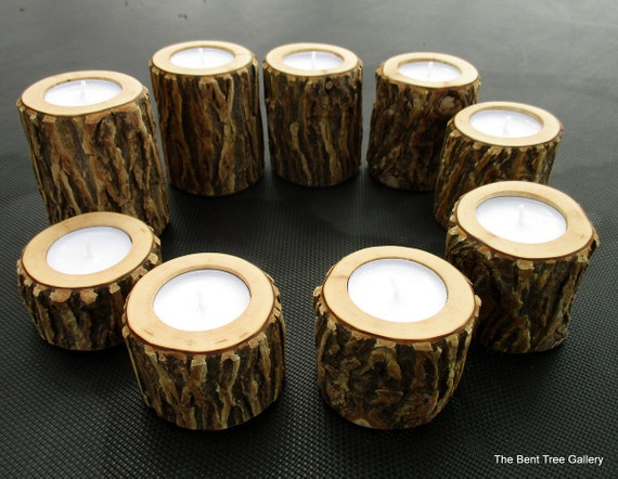 9th Wedding Anniversary Traditional Gift: 9th Anniversary Gift Of 9 Willow Candles Can Be Customized