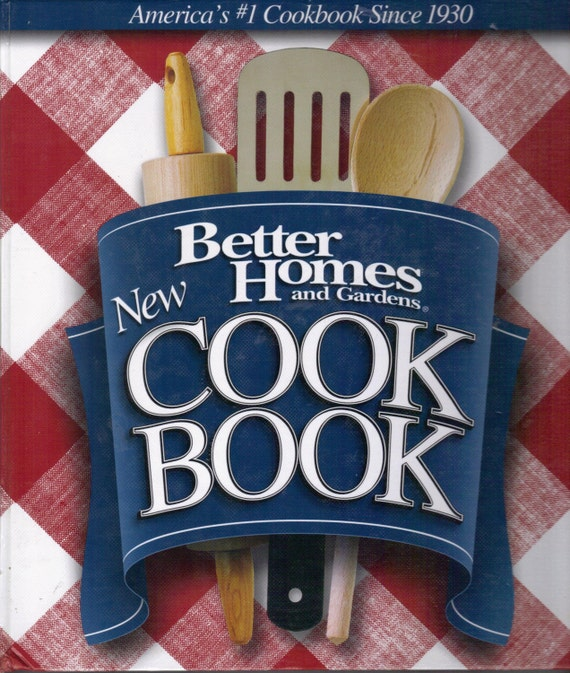 Better Homes And Gardens New Cook Book 12th Edition