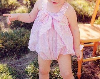 "Rufflebunnies by Sara Norris Ltd. The ""Sweet Baby Jane"" epattern Newborn to 4T"