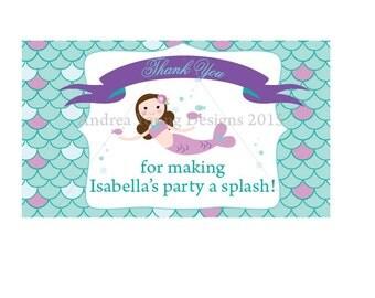 Custom for Stephanie Rubios mermaid tag