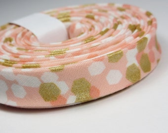 Double Fold Bias Tape - Michael Miller Brambleberry Ridge - 3 Yard Bundle