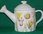 VINTAGE--Teapot by Marjolein Bastin