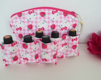 Essential Oil Case - Hello Kitty Essential oil case - Essential Oil Cases
