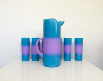 Blendo Pitcher and Cups