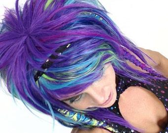 Cosmic Confetti Wig