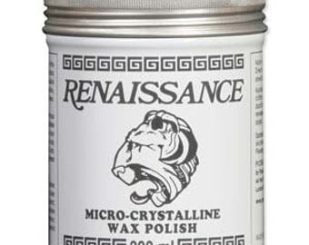 Renaissance Polishing Wax - 7oz, 200ml