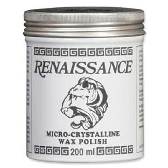 Renaissance Polishing Wax - 200ml, 7oz