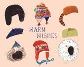 Warm Wishes Card