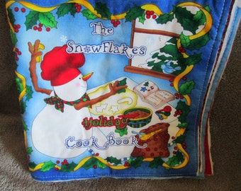 PRICE REDUCTION The Snowflakes Holiday Cook Book