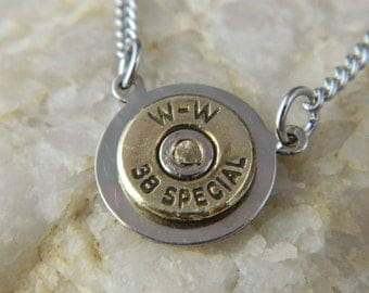 Your Special 38 Special Bullet Necklace
