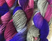 Two Hearted - Hand-dyed Yarn - Mandy